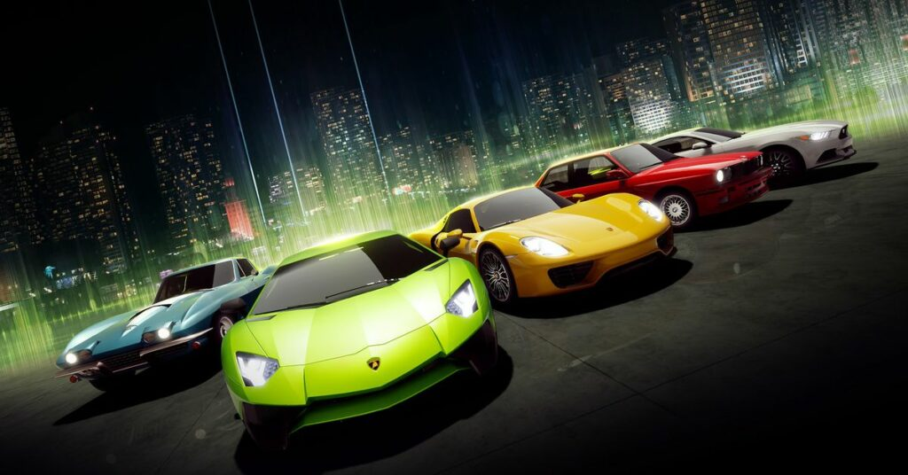 Best Forza Goes Freetoplay On Pc And Mobile With Forza Street