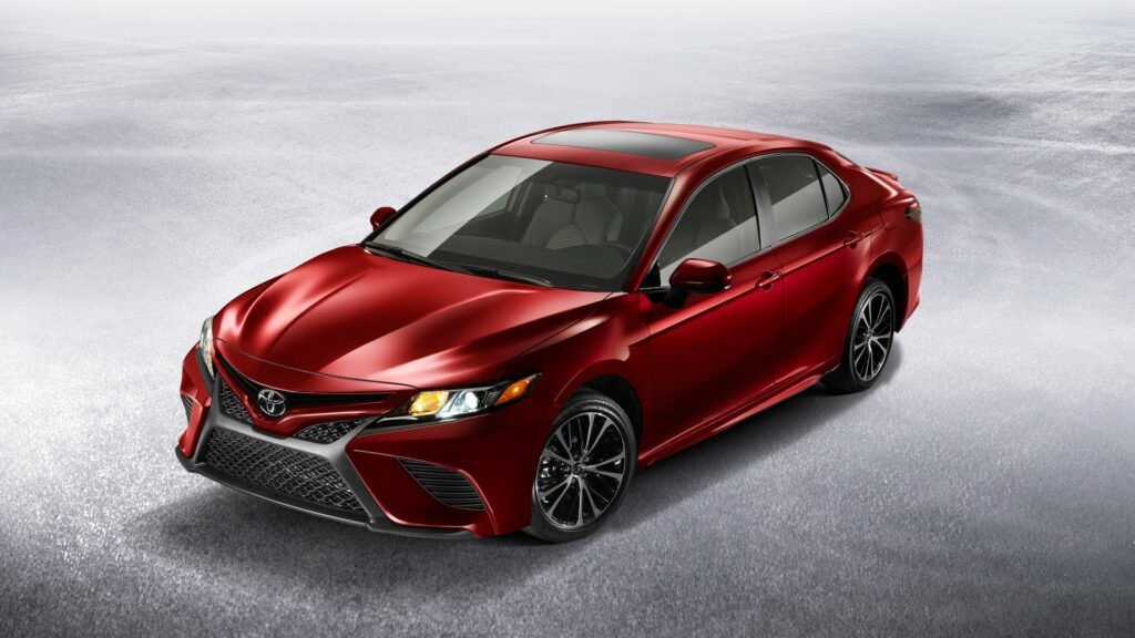Awesome 2018 Toyota Camry Se 2 Wallpaper Hd Car Wallpapers
