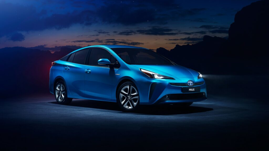 Awesome Toyota Prius 2019 4k Wallpaper Hd Car Wallpapers